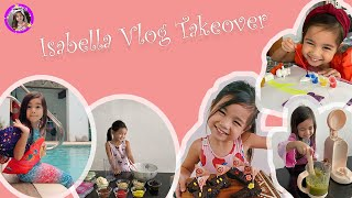 Isabella Vlog Takeover | Mariel Padilla