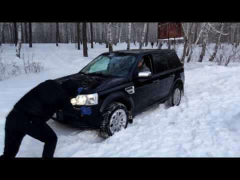 Land Rover Freelander II. Лучше чем японцы?