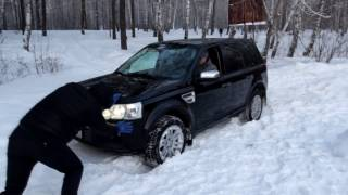 Скачать Land Rover Freelander II Лучше чем японцы