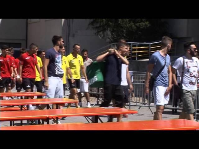 Gambatesa 17-08-2015: convegno cardioparty - frammenti