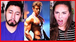 DEFEAT DEFEAT BRAND FILM | Hrithik Roshan | Reaction w/ Sara!