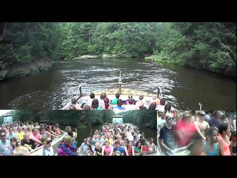 Wild Thing Jet Boat Ride - Wisconsin Dells 7/11/14