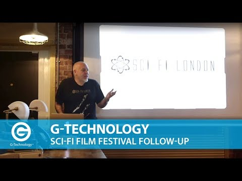G-Technology's Sci-Fi Film Festival Follow-up