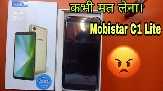 Mobistar C1 Lite unboxing and Gaming review