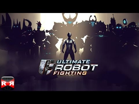 Ultimate Robot Fighting (By Reliance Big Entertainment UK Private) - iOS / Android - Gameplay Video