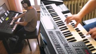 """Play with George"" Series - perf. by Marco Cerbella (Electone, EL-90)"