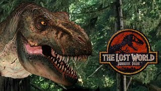 Dinosaur Profile: The Bull T.Rex - The Lost World: Jurassic Park