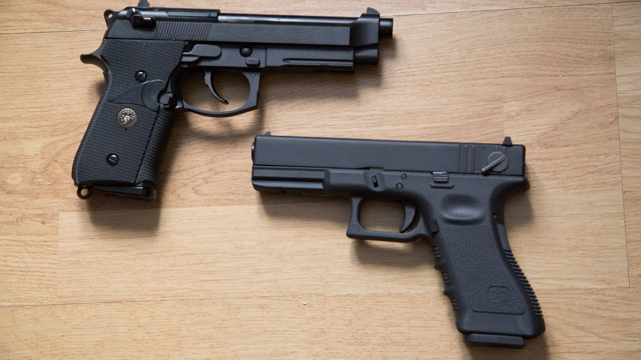 Airsoft Unboxing Glock 18 Stark Arms Fr - YouTube