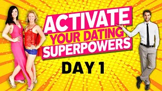 ATTRACT MR. RIGHT IN 7 DAYS - Day 1: Be Specific