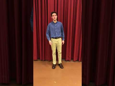 Garrett Gagnon Audition Video: Try To Remember