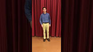 Baixar Garrett Gagnon Audition Video: Try To Remember