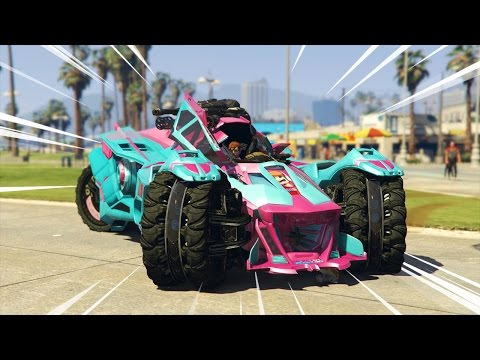 LA SUP3RKONAR MOBILE ! GTA V
