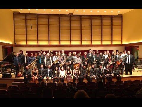 WIU Jazz Band Concert - Michael Stryker, director with guest soloist John Vana, alto saxophone
