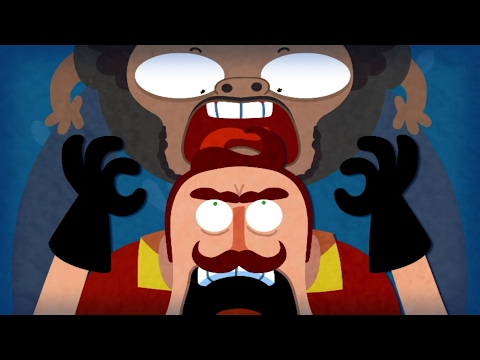 THIS GUY SUCKS! | Hello Neighbor Animation