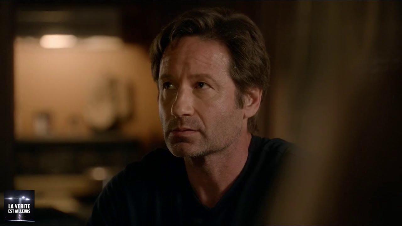 Mystérieux passage dans X-Files : Le calme avant la tempête ? (Extrait)
