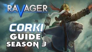 Corki [S3 In-Depth Guide]