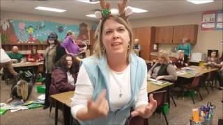 Through the eyes of a teacher before Christmas!