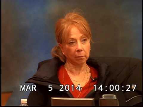 Sandra Oleck Deposition part 1
