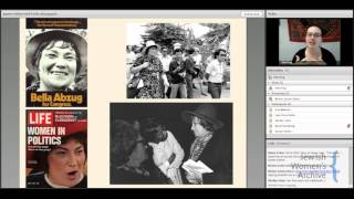 Queen Esther and Bella Abzug: Costumes, Leadership, and Identity