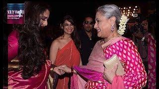 Rekha & Jaya bachchan Came Face 2 Face Again