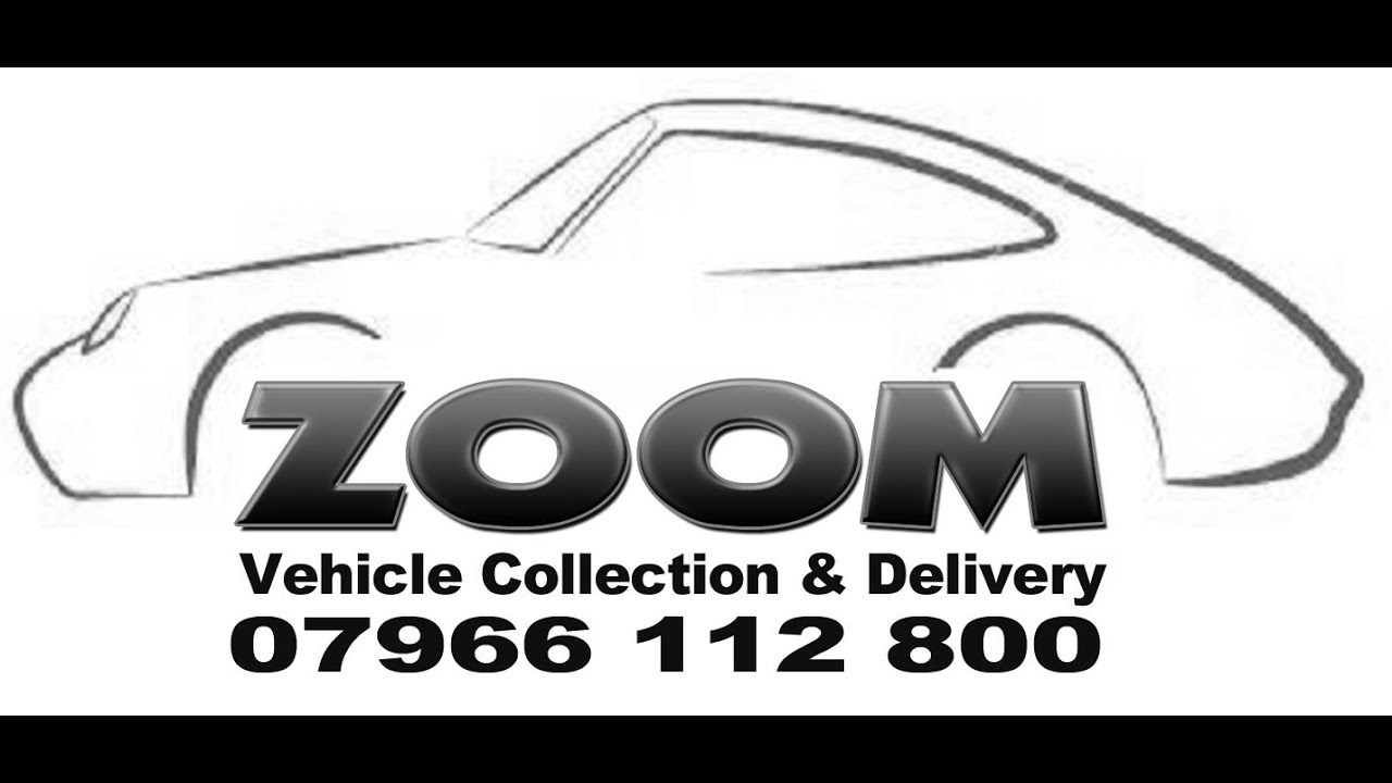 Car Collection & Delivery Service from Zoom Vehicle Collection ...