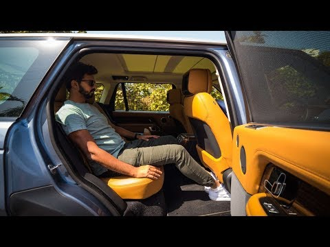 Land Rover Range Rover Vogue SE - Part 2 | Faisal Khan