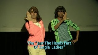 Evolution Of Mom Dancing (w/ Jimmy Fallon & Michelle Obama) (Late Night with Jimmy Fallon)(In honor of the First Lady's