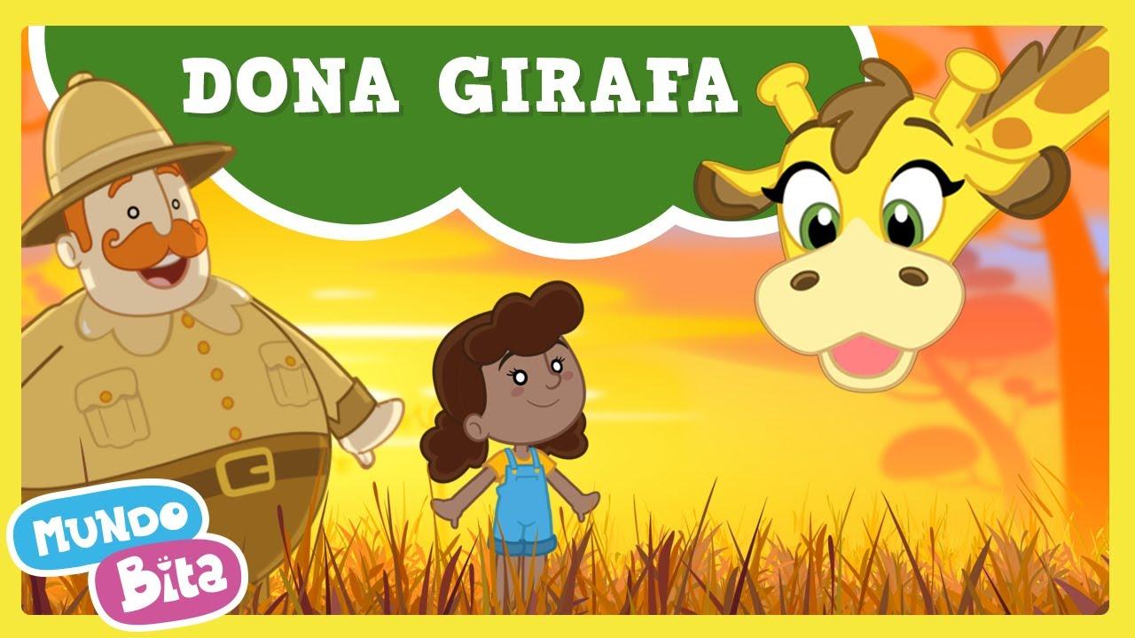 Download Mundo Bita - Dona Girafa