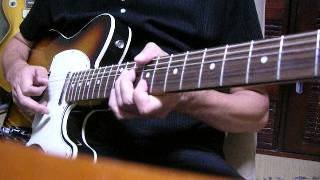 TRIBUTE TO ELMORE JAMES Guitar Cover