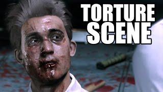 MAFIA 3 - Torturing Grecco Scene
