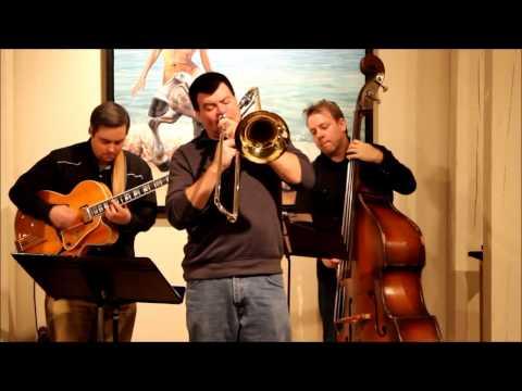 Jay Vonada Trio performing