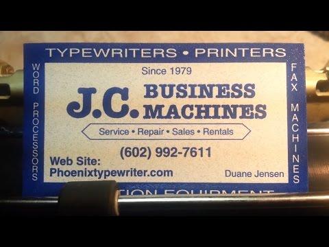 IBM Selectric 2 Typewriter Return Clutch Repair Restore for slow carriage / carrier return