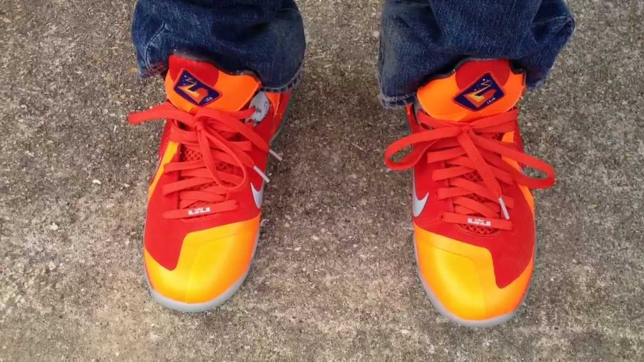 sports shoes fe361 60d27 Nike Lebron 9 AS