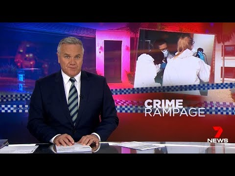 African Four Hour Reign Of Terror.(Multicultural Nightmare)(Melbourne) Seven + Nine News