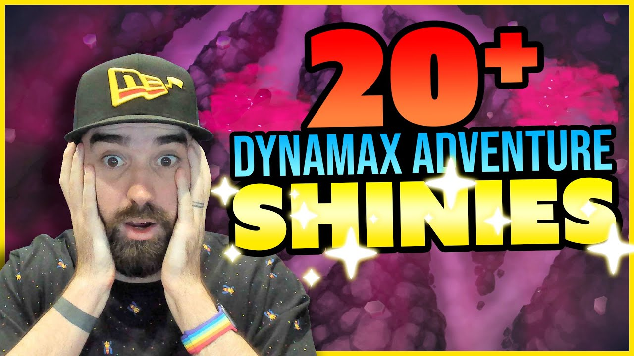 Download DYNAMAX ADVENTURE SHINY MONTAGE!!!