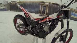 2014 Beta EVO 300 2-Stroke Walk Around, Moto Trials, Motorcycle, Trials Bike, 3 Seas Recreation