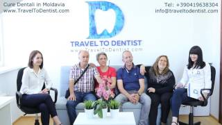 Dental care in Moldova at very competitive prices