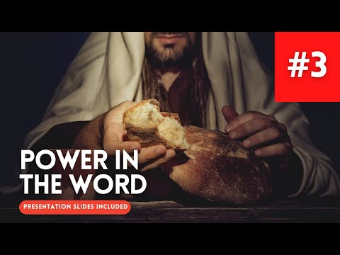 Power in the Word (e-Sword Bible Study)