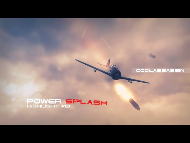 Power splash [Highlight #13] coolassassin [WoWp]