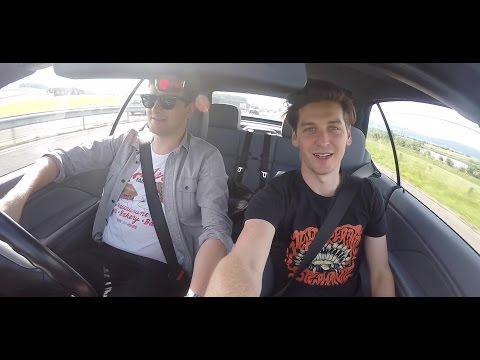 Terry & George - Episode 1 - Road Trip To Scotland