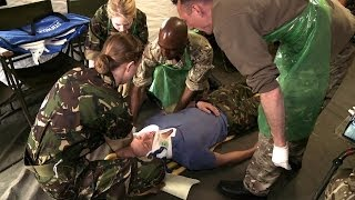 RAF Reserves Medics