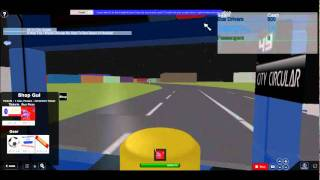 Roblox - Bus Driver City 3.0 - 49 Bus Route