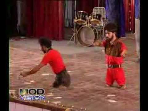 Afghan funny dance