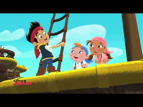 Jake and the Never Land Pirates | Goodbye Bucky Song | Disney Junior UK