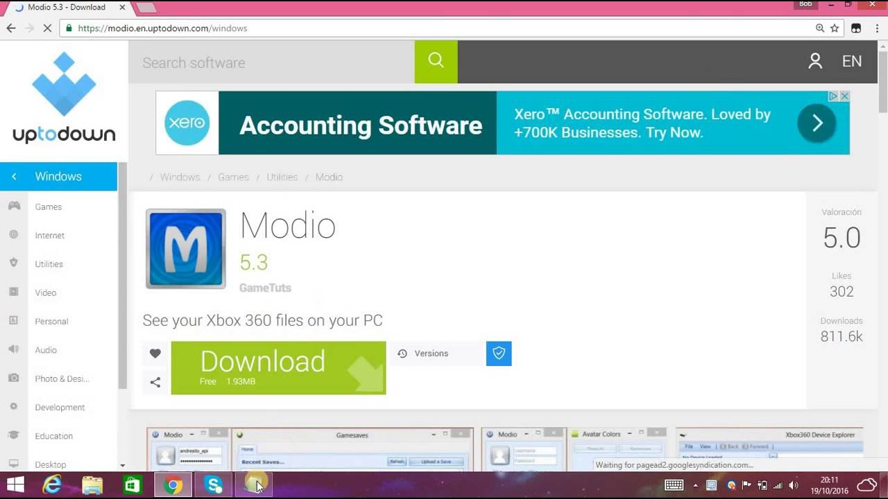 How To Download Modio 5.3 (2017) - YouTube