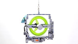 Hanging Machine : LEGO Technic