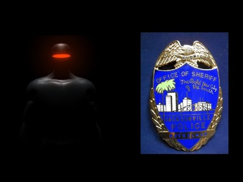 Officer Phil talks to me about life as a Cop in Jacksonville Florida ! .. Part 1 of 2