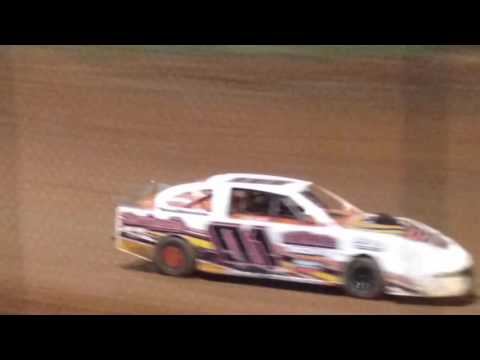 JayBird's Feature at Harris Speedway - 7/9/2016