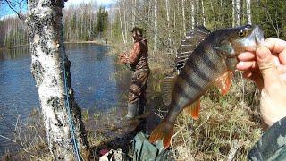 Шикарное Открытие летнего сезона рыбалки в Карелии на 9 Мая