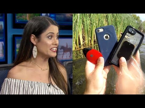 Man + River Makes It On National TV! (Found iPhone 8 & Wallet - RTM Original Clip With Permission)